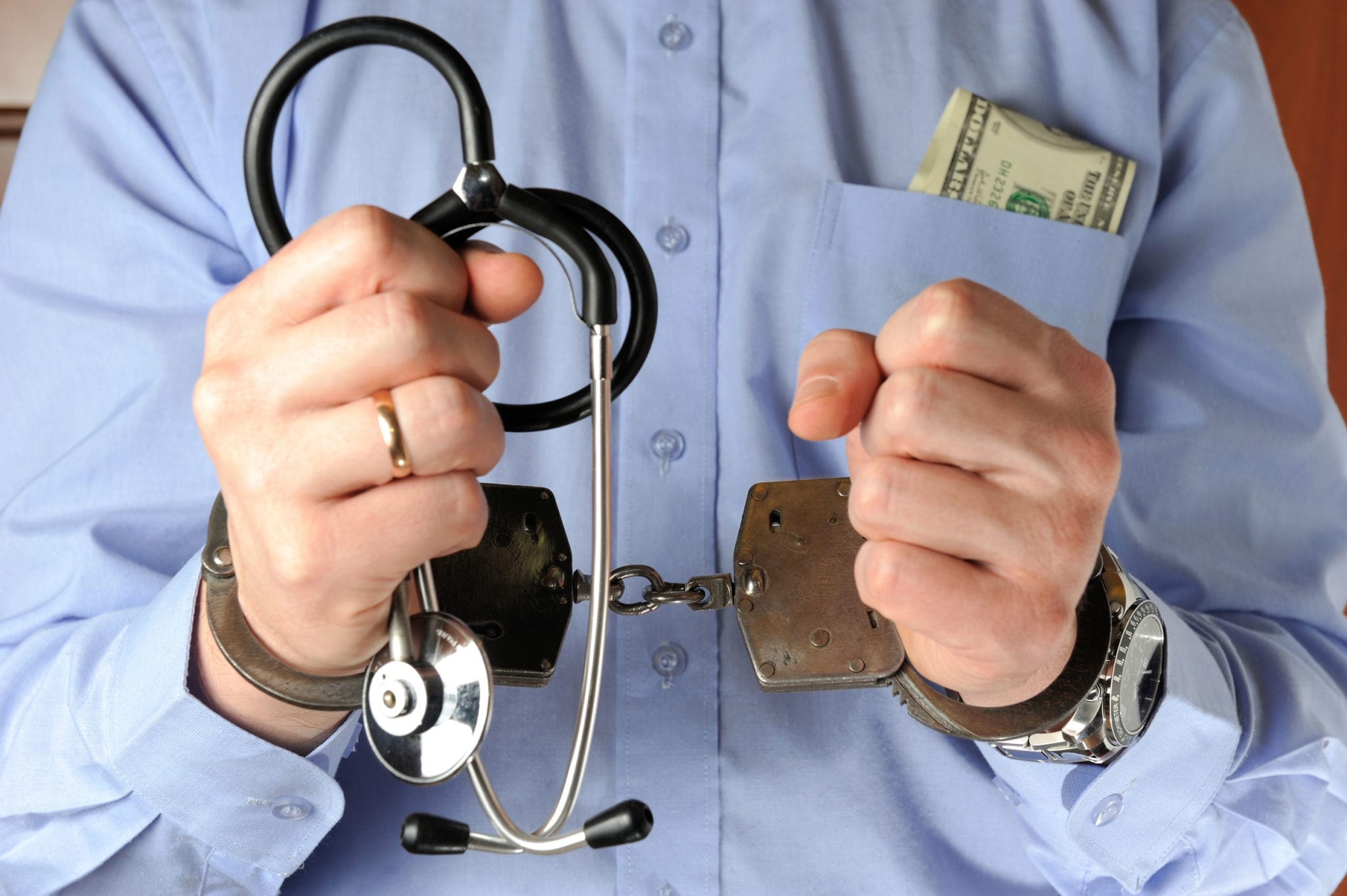 Texas Healthcare Fraud Attorney
